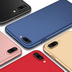 Bumper / Husa ultra subtire pentru OnePlus 5 / One Plus 5 - Husa Telefon, Negru, Plastic, Carcasa