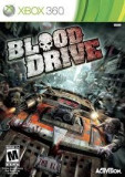 Blood Drive  - XBOX 360 [Second hand], Actiune, 16+, Single player