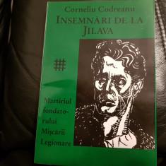 CORNELIU CODREANU ÎNSEMNĂRI DE LA JILAVA COLECTIA EUROPA MÜNCHEN 1994 LEGIONARI