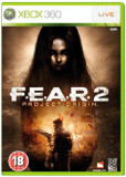 FEAR 2 - Project origin  - XBOX 360 [Second hand], Shooting, 16+, Single player