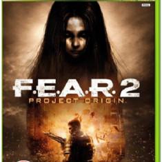 FEAR 2 - Project origin - XBOX 360 [Second hand] - Jocuri Xbox 360, Shooting, 16+, Single player