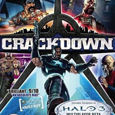 Crackdown - XBOX 360 [Second hand], Shooting, 16+, Single player