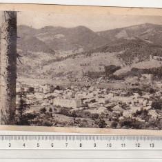 Bnk cp Campulung Moldovenesc - Vedere generala - uzata - Carte Postala Bucovina dupa 1918, Circulata, Printata