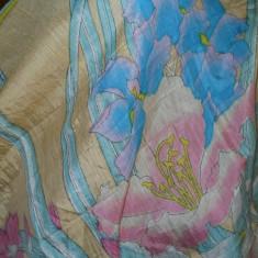 Batic vascoza, model orhidee - Batic Dama, Culoare: Multicolor
