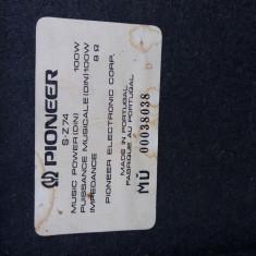 Boxe pioneer