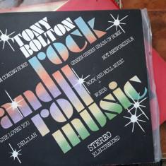 TONY BOLTON - ROCK AND ROLL MUSIC , VINIL IMPECABIL FARA ZGARIETURI