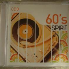 SPIRIT '60 - Twist And Madison 3 - C D Original ca NOU, CD