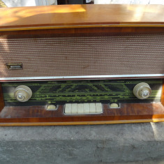 Radio pe lampi Darclee 4 - Aparat radio Electronica
