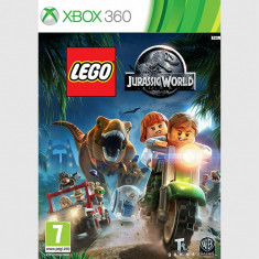 LEGO - JURASSIC WORLD - XBOX 360 [Second hand] - Jocuri Xbox 360, Actiune, 12+, Multiplayer