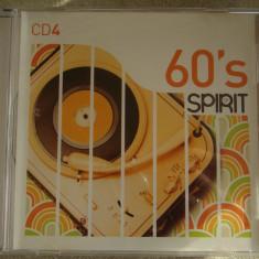SPIRIT '60 - Rock'N'Roll 4 - C D Original ca NOU, CD