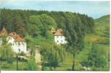 (A) carte postala(ilustrata)-SANGEORZ-BAI -Pavilionul nr 1si 2