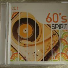 SPIRIT '60 - Les Idoles 1 - C D Original ca NOU, CD