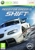 Need for Speed  Shift - NFS  - XBOX 360 [Second hand], Curse auto-moto, 12+, Single player