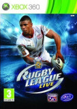 RUGBY League LIVE   - XBOX 360 [Second hand], Sporturi, 16+, Multiplayer