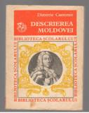 (C7899) DESCRIEREA MOLDOVEI DE DIMITRIE CANTEMIR