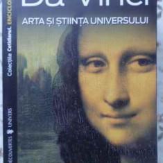Da Vinci Arta Si Stiinta Universului - A.vezzosi, 406770 - Album Arta