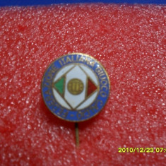 insigna            Fed. fotbal   Italia