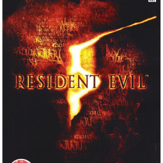 Resident Evil 5  - XBOX 360 [Second hand], Actiune, 18+, Multiplayer