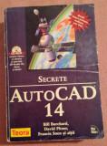 Autocad 14. Secrete (Fara CD) - B. Burchard, D. Pitzer, F. Soen, Teora