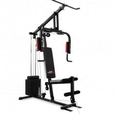 Aparat multifunctional Hiton 4000 rosu - Aparat multifunctionale fitness