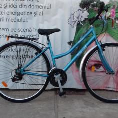 Bicicleta MTB TOWNSEND - Mountain Bike Ferrini, 21 inch, 28 inch, Numar viteze: 18