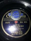 Disc gramofon patefon Andre Kostelanetz & Orchestra Columbia UK vinil vinyl