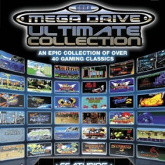 SEGA Mega Drive Ultimate Collection - XBOX 360 [second hand] - Jocuri Xbox 360, Arcade, 16+, Multiplayer