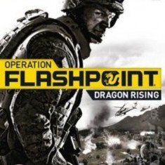 Operation Flashpoint - Dragon rising - XBOX 360 [Second hand], Shooting, 16+, Multiplayer