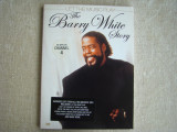 THE BARRY WHITE STORY - Let The Music Play - DVD Original