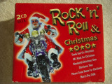 ROCK'N'ROLL and THE CHRISTMAS - 2 C D Originale ca NOI, CD