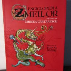 ENCICLOPEDIA ZMEILOR -MIRCEA CARTARESCU - Roman