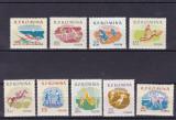 ROMANIA 1959  LP 482  SPORT  SERIE  MNH, Nestampilat
