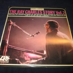 Ray Charles - The Ray Charles Story vol.2 _ vinyl, LP _ Atlantic (Franta) - Muzica Blues, VINIL