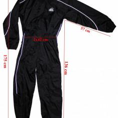 Costum moto waterproof Hein Gericke cu papuci, barbati, marimea L - Imbracaminte moto, Combinezoane