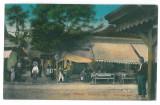 4138 - ADA-KALEH, Bazar - old postcard, CENSOR - used - 1917, Circulata, Printata