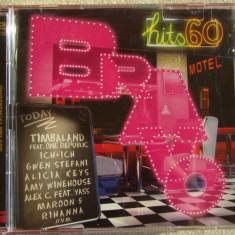 BRAVO HITS 60 (2008) - 2 C D Original - Muzica Dance sony music