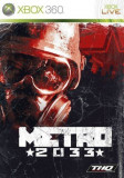 METRO 2033 - XBOX 360 [Second hand], Shooting, 18+, Single player