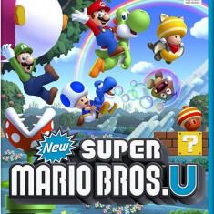 New Super Mario Bros U - Nintendo Wii U [Second hand] - Jocuri WII U, Actiune, 3+, Multiplayer