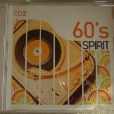 SPIRIT '60 - Les Yeyes 2 - C D Original ca NOU, CD