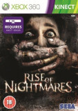 Rise of Nightmares - KINECT - XBOX 360 [Second hand], Actiune, 3+, Multiplayer