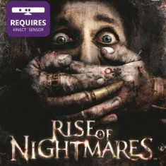Rise of Nightmares - KINECT - XBOX 360 [Second hand] - Jocuri Xbox 360, Actiune, 3+, Multiplayer