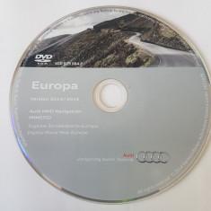 DVD AUDI Europa 2014/2014 Audi MMI3G - Software GPS