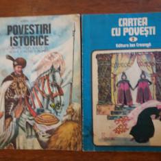 Cartea cu povesti nr.2 + Povestiri istorice / C65P - Carte de povesti