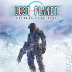 Lost Planet - Extreme Condition - XBOX 360 [Second hand], Shooting, 12+, Multiplayer