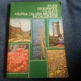 STUDII GEOGRAFICE CU ELEVII ASUPRA CALITATII MEDIULUI INCONJURATOR - Carte Geografie