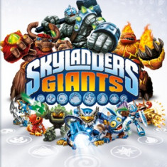 Skylanders Giants - Nintendo Wii U [Second hand] - Jocuri WII U, Actiune, 3+, Multiplayer