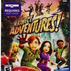 Kinect Adventures - XBOX 360 [Second hand] - Jocuri Xbox 360, Board games, 16+, Multiplayer