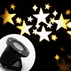 NOU! STAR SHOWER DELUXE CU LED CREE,STELE CAZATOARE ALBE,DECOREAZA MINUNAT CASA!