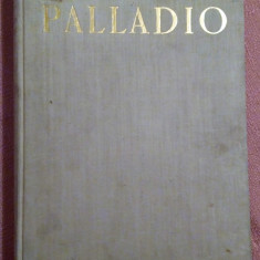 Patru Carti De Arhitectura - Palladio - Carte Arhitectura