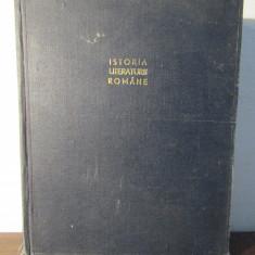 GEORGE CALINESCU - ISTORIA LITERATURII ROMANE DE LA ORIGINI (Prima editie, 1941)